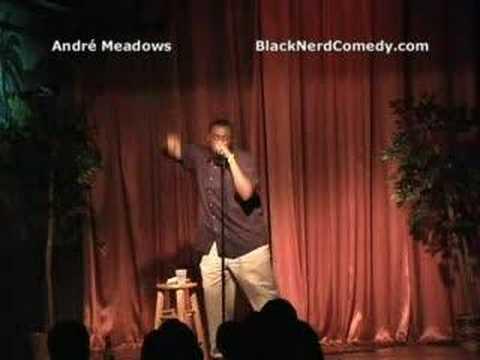 McDONALD'S RAP (Stand-Up) : Black Nerd Comedy