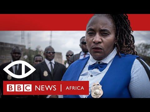 Kenya's 'Spy Queen', Private Detective Jane Mugo - BBC Africa Eye documentary