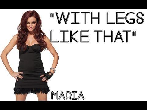 WWE: Maria Theme Song [Lyrics]