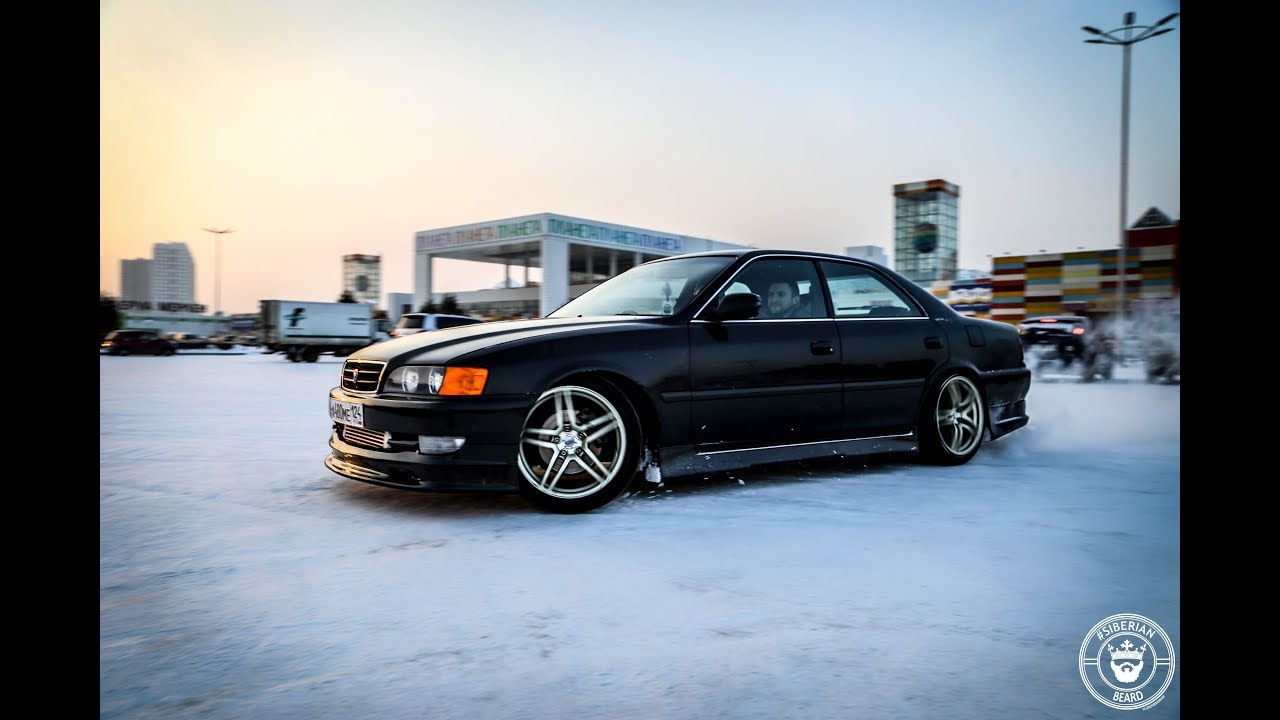 Toyota Chaser Tourer V Jzx100 от Дядюшки Youtube