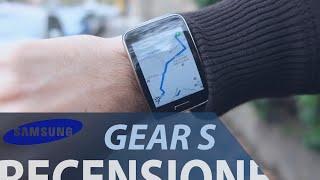 Samsung Gear S, recensione in italiano
