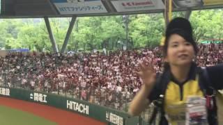 9月19日撮影・西武vs楽天 西武プリンスドーム.