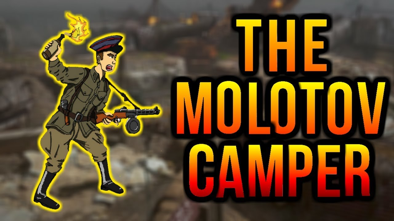 Download THE CAMPER HUNTERRR Call of Duty: WW2 Domination
