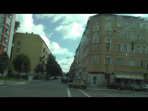 Berlin: Mit der Tram vom Prenzlauer Berg zur East Side Gallery By tram to the East Side Gallery