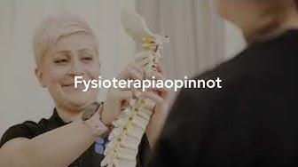 Suomen Hierojakoulut esittelyvideo