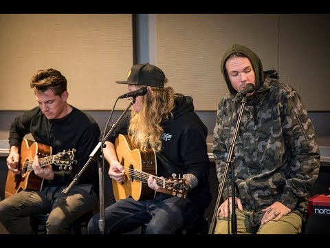 Dirty Heads - Vacation (LIVE) acoustic performance