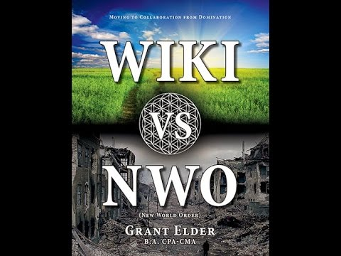 #81: Grant Elder 'Wiki Vs. NWO' - Conspiracy Queries with Alan Park