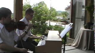 Gambar cover Marry Me- Train- Violin-Piano