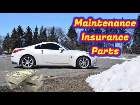 350Z 6 Months Ownership - Maintenance Insurance