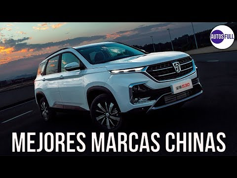 The 5 Best Chinese Car Brands