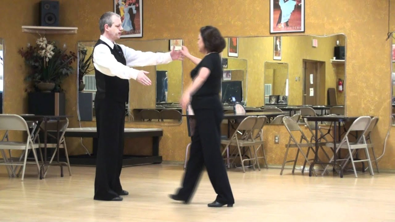 Learn to Dance the Viennese Waltz Closed Change - Reverse ...