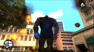 GTA San Andreas : Thanos Mod by In45do (+ Download Link)