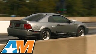 S3: Can Bama's 733HP Cobra Mustang run 10's?! – AmericanMuscle.com
