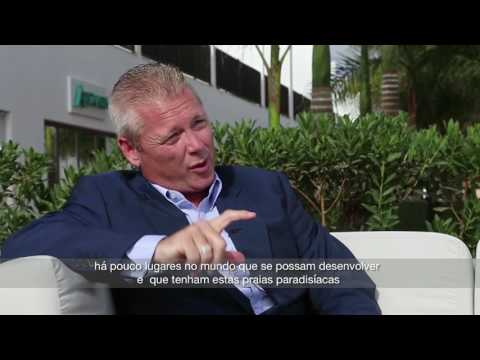 Founder of The Resort Group PLC, Rob Jarrett, speaks about investment across Cape Verde.