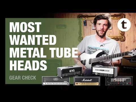 Hall of Fame | 5 most wanted Metal Tube Heads | Demo | Thomann