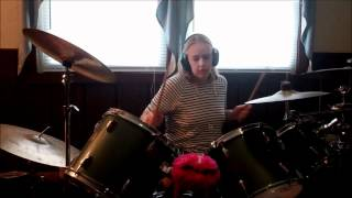 """Liv It Up"" by Alexander Ludwig (Drum Cover)"