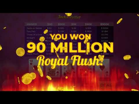 Jacks Or Better Free Online Video Poker Game برنامه ها در