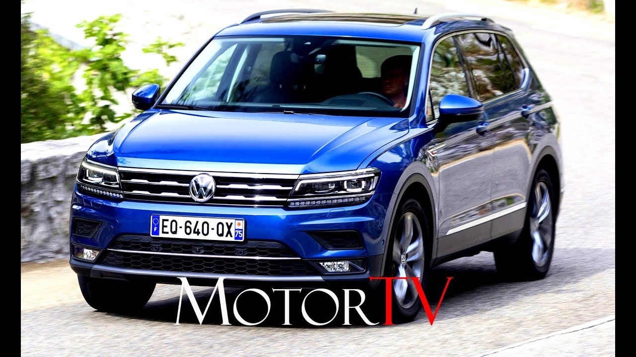 suv volkswagen introduces the new 2018 tiguan allspace. Black Bedroom Furniture Sets. Home Design Ideas
