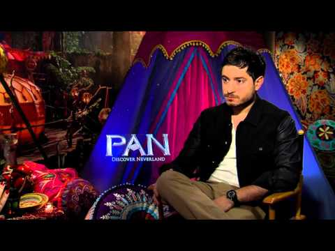 Pan: Screenwriter Jason Fuchs Official Movie Interview