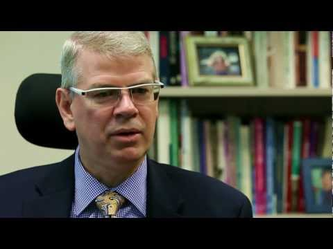 Bruce Kramer on the Nature of ALS | University of St. Thomas