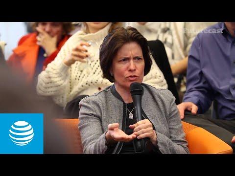 Futurecast: Discrimination in the Tech World  AT&T & Ericsson