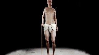 Tutankamon, fruto de un incesto y con un pie zambo