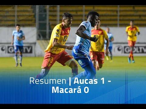 Aucas Macara Goals And Highlights