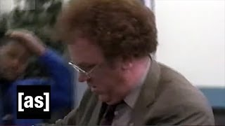 Special Presentation - Planes   Check It Out! With Dr. Steve Brule   Adult Swim thumbnail
