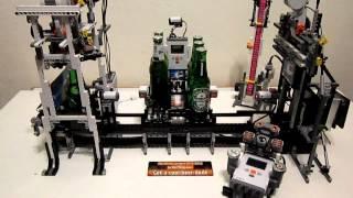 Lego Mindstorms NXT - The Beer Machine Final
