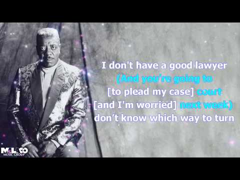 Rev. James Cleveland - Where Is Your Faith In God? (Lyric Video)