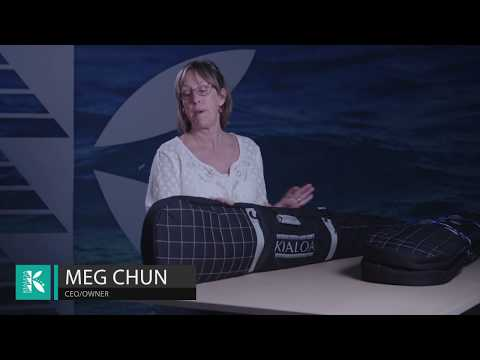 Watch: The KIALOA Outrigger Paddle Bag