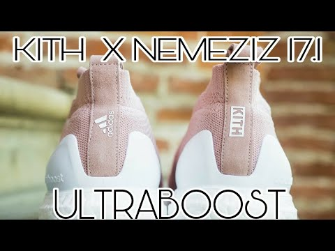 separation shoes 2401e 60d64 KITH x ADIDAS NEMEZIZ ULTRABOOST UNBOXING!!