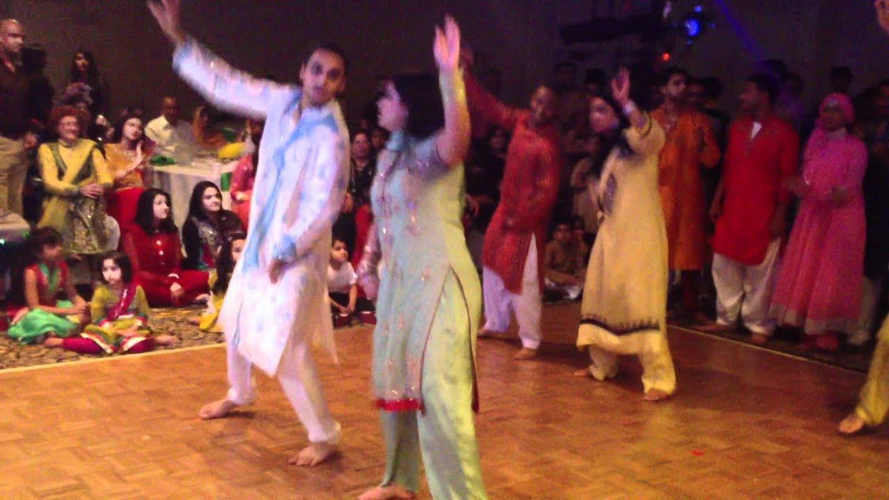 Mehndi Bridal Dance : Salman shamsa s mehndi dance youtube