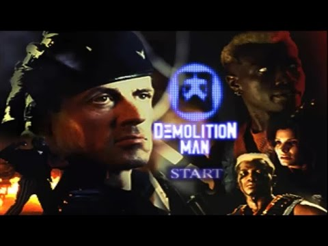 Movies to Video Games Review - Demolition Man (3DO)