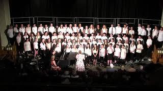 TRA 7th/8th Grade Chorus - Turn Around - arr Nick Page