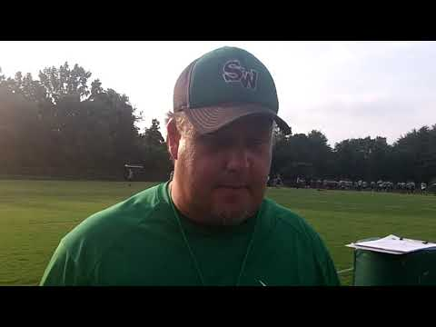 Interview with Coach Chuck Doak, from Southwest Guilford High School on 8/12/19