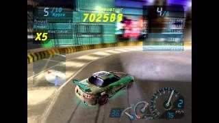 Need For Speed Underground BEST Drift
