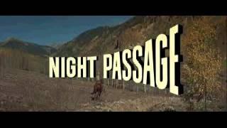 Dmitri Tiomkin: Night Passage opening title music