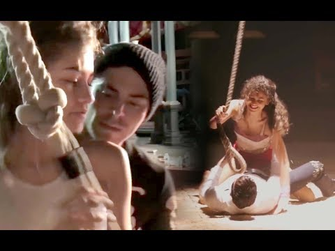 All Zac Efron & Zendaya Behind the Scene/Rehearsal moments