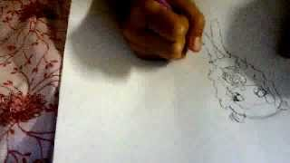 HOW TO DRAW CLAWDEEN WOLF FROM MONSTER-HIGH MY WAY.(CHIBI)!