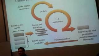 Kanban en la UPC por Masa K Maeda - 3/8 Scrum y sus limitaciones
