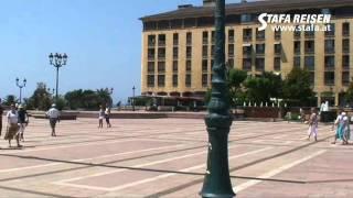Gambar cover STAFA REISEN Video: Stadtbesichtigung Ajaccio, Frankreich