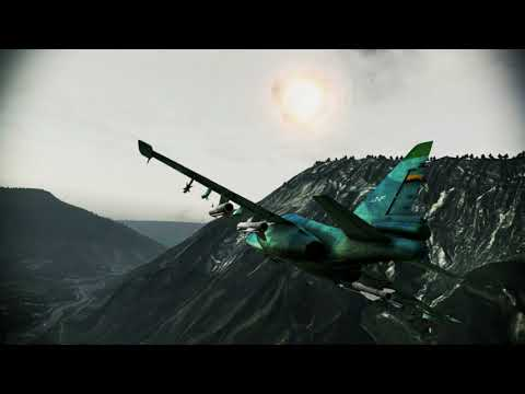 Rescue - Ace Combat Infinity Mission Dialogue