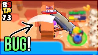 New WALL HACK with Mortis GLITCH! Top Plays in Brawl Stars #73