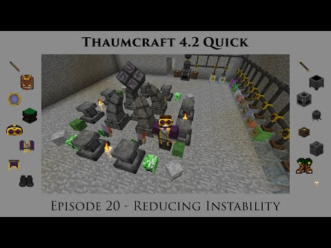 Ep  15 Thaumcraft 4 1 Tutorial: How to make infusion altar