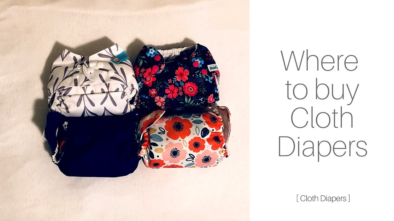 WHERE TO BUY CLOTH DIAPERS | Cloth Diapers