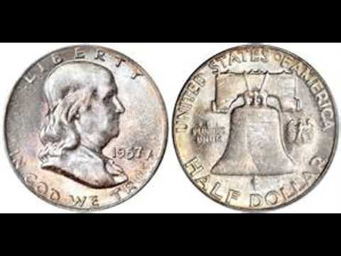 Franklin Half Dollar Video:  Numismatic Series (Coin Collecting) Numismatics with Kenny