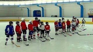На «Льдинке» растёт будущее одесского хоккея