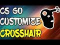 How To Change CSGO Crosshair Without Console 2017