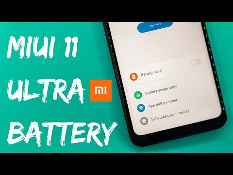 Enable Miui 11 New Ultra Battery Saver Mode On Any Xiaomi Device